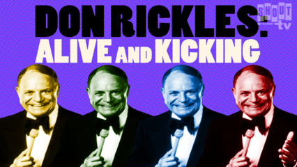 Don Rickles: Alive And Kicking