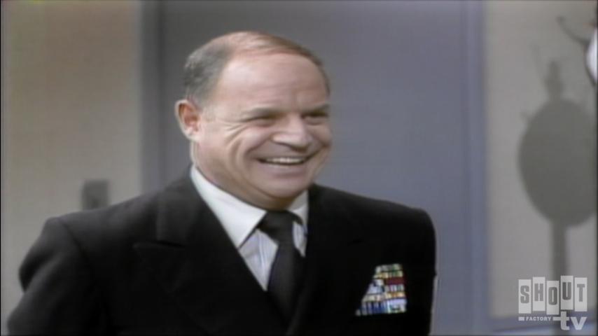 C.P.O. Sharkey: S1 E1 - Oh Captain! My Captain