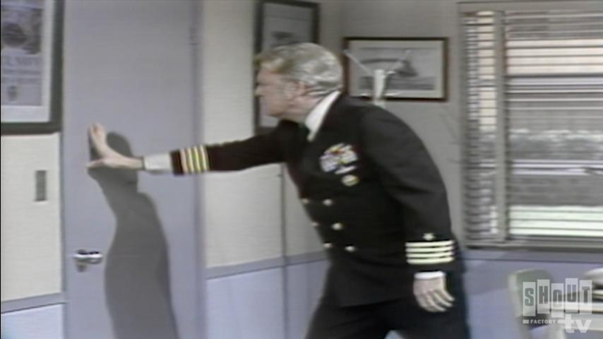 C.P.O. Sharkey: S2 E19 - Captain's Right Hand Man