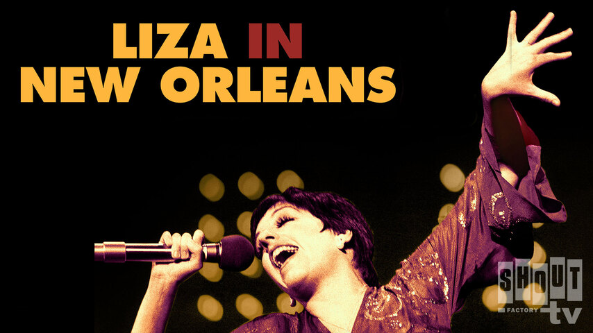 Liza In New Orleans