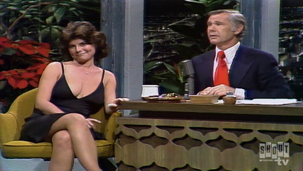 The Johnny Carson Show: Hollywood Icons Of The '80s - Adrienne Barbeau (12/20/73)
