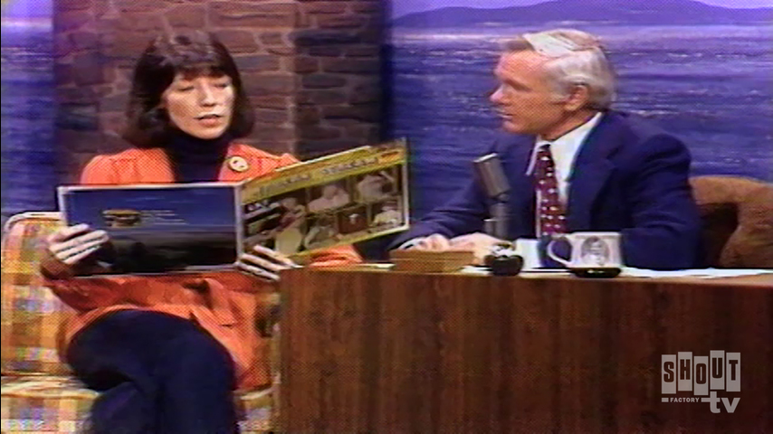 The Johnny Carson Show: Hollywood Icons Of The '70s - Lily Tomlin (12/3/75)