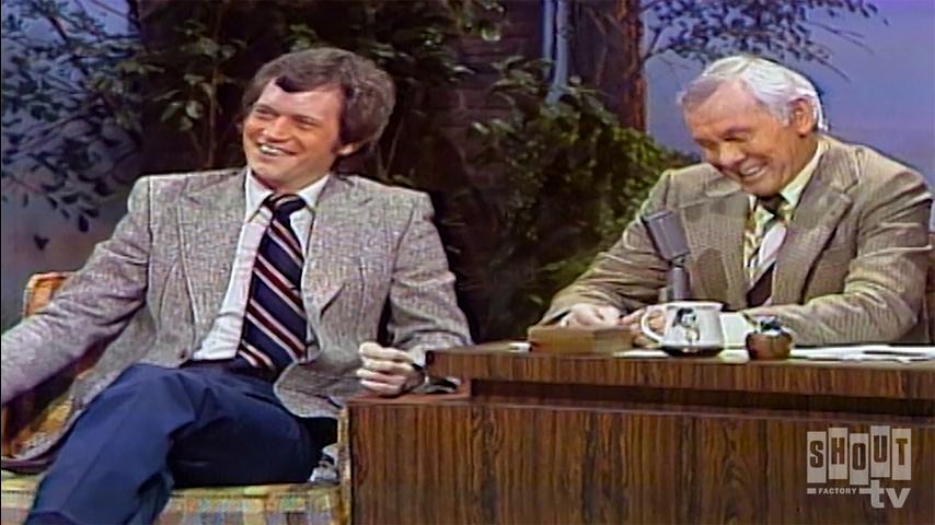 The Johnny Carson Show: Talk Show Greats - David Letterman (11/24/78)