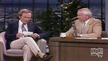 The Johnny Carson Show: Talk Show Greats - Dick Cavett (4/7/81)