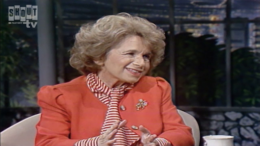 The Johnny Carson Show: Talk Show Greats - Dr. Ruth Westheimer (6/11/82)