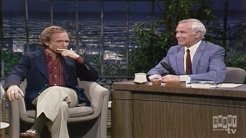 The Johnny Carson Show: Talk Show Greats - Dick Cavett (9/20/83)