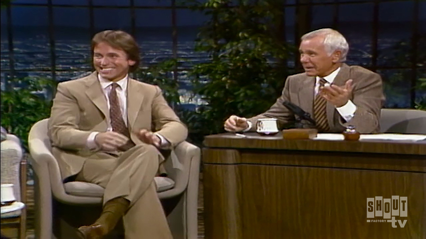 The Johnny Carson Show: Hollywood Icons Of The '80s - John Ritter (3/2/84)