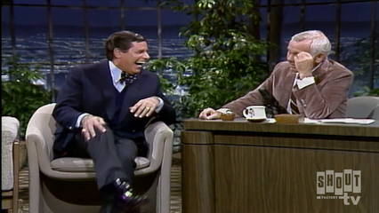 The Johnny Carson Show: Comic Legends Of The '50s - Jerry Lewis (3/21/84)