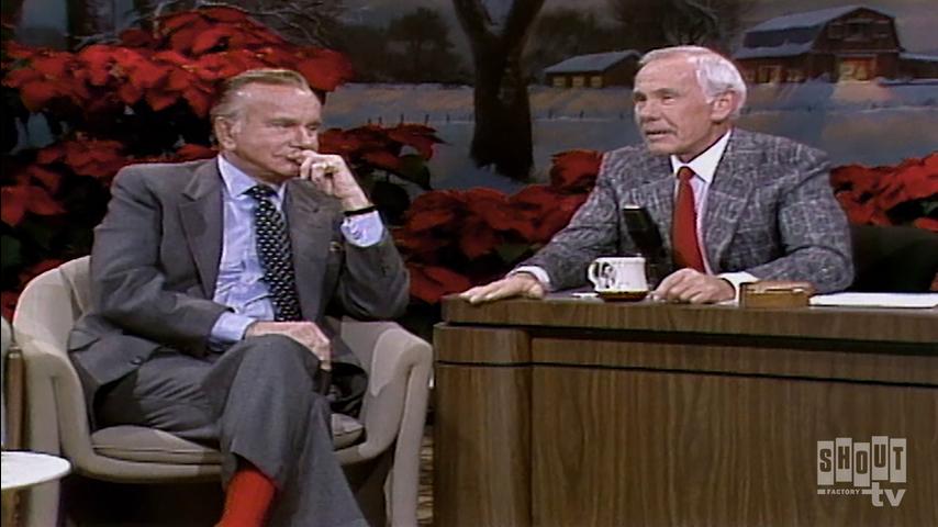 The Johnny Carson Show: Talk Show Greats - Jack Paar (12/17/87)