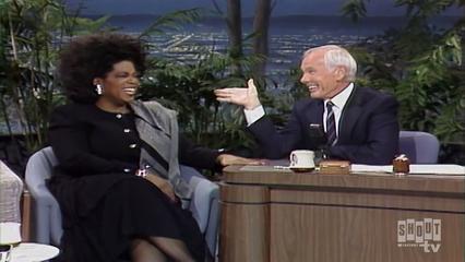 The Johnny Carson Show: Talk Show Greats - Oprah Winfrey (2/5/88)