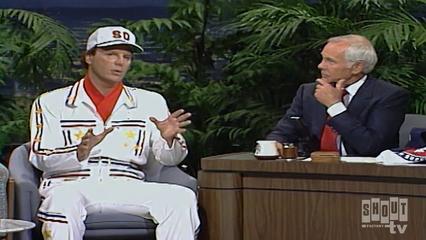 The Johnny Carson Show: Comic Legends Of The '80s - Super Dave Osborne (2/10/89)