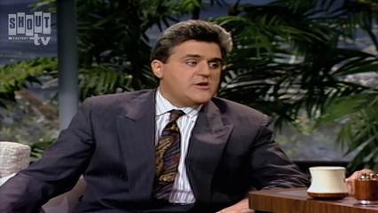 The Johnny Carson Show: Talk Show Greats - Jay Leno (5/16/91)