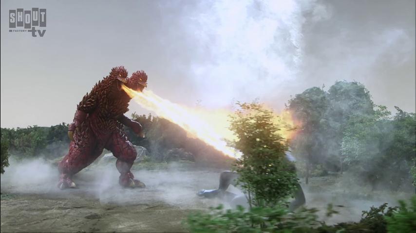 Ultraman Ginga: S1 E3 - The Twin-Headed Flame Beast