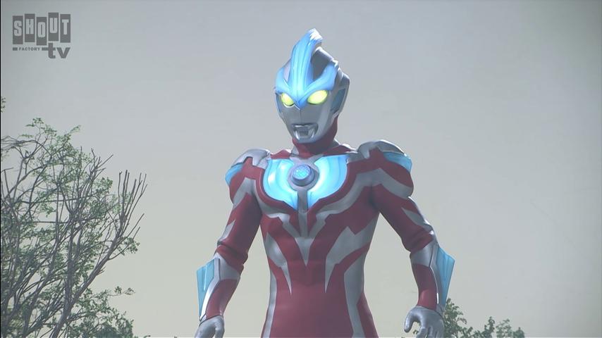 Ultraman Ginga: S1 E1 - Town Of Falling Stars