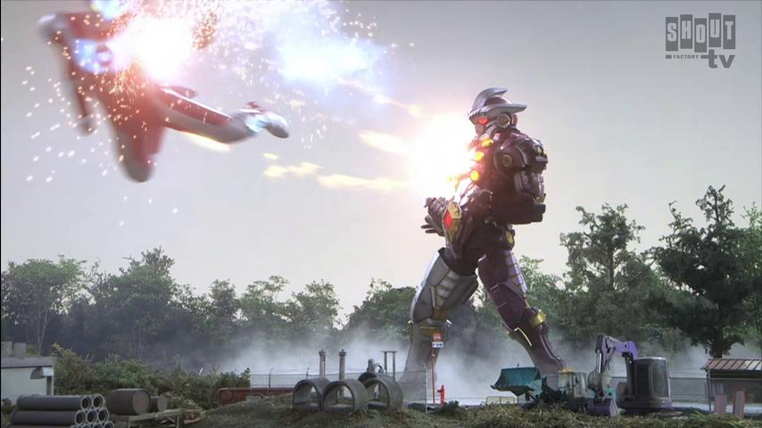 Ultraman Ginga: S1 E6 - The Battle For Dreams