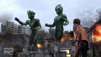 Ultraman Ginga S: S1 E16 - Battle For Tomorrow