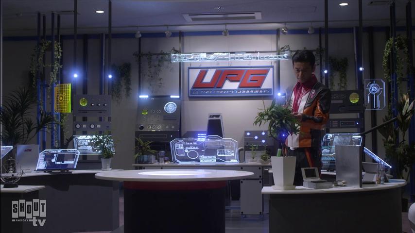 Ultraman Ginga S: S1 E1 - The Power To Open The Way