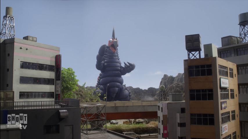 Ultraman Ginga S: S1 E5 - Friend And Devil