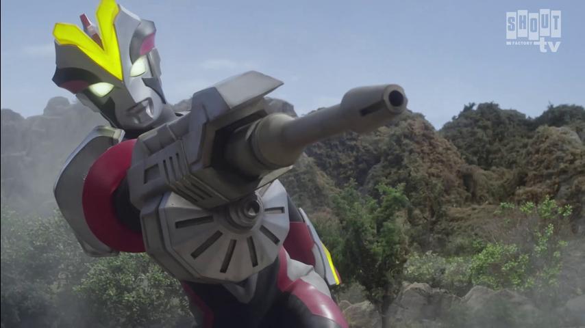 Ultraman Ginga S: S1 E13 - Split! UPG