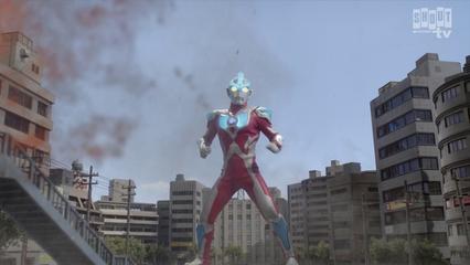 Ultraman Ginga S: S1 E10 - The Holy Sword Of The Future