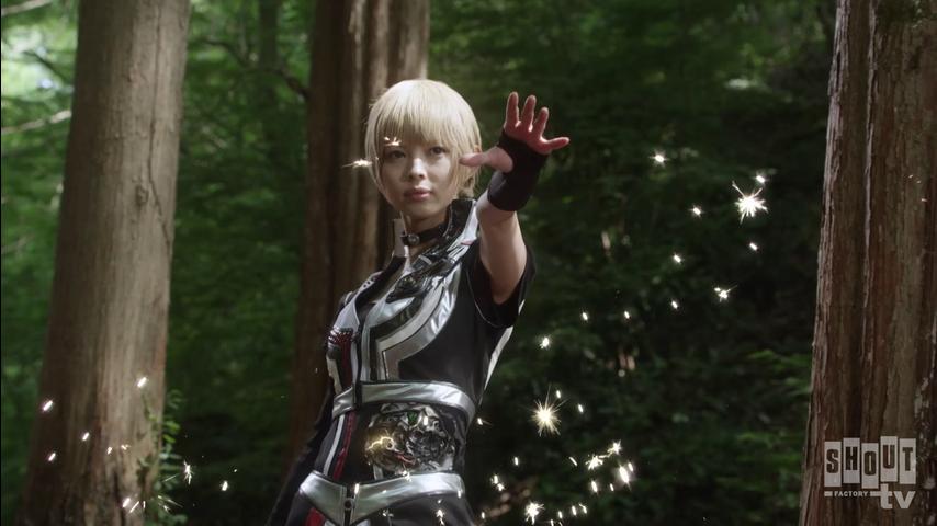 Ultraman Ginga S: S1 E9 - A Life To Regain
