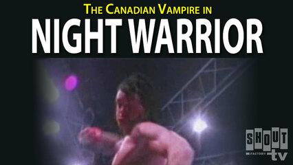 Vampiro: Night Warrior