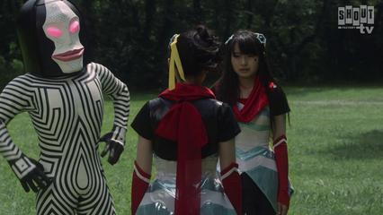 Ultraman R/B: S1 E17 - We Are Friends