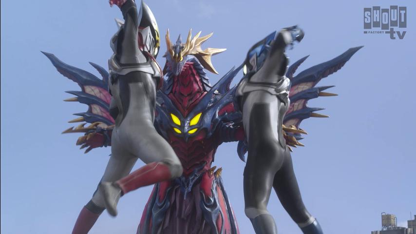 Ultraman R/B: S1 E25 - The House Of The Rising Sun