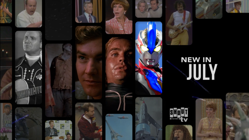 See what's new on Shout! Factory TV in July!