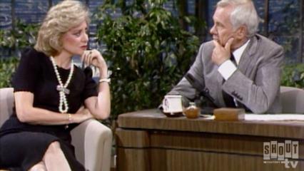 The Johnny Carson Show: TV Icons - Barbara Walters (11/8/83)