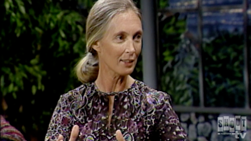 The Johnny Carson Show: TV Icons - Jane Goodall (1/3/84)