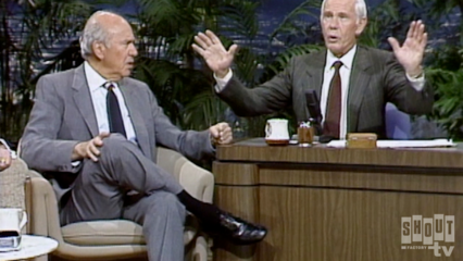 The Johnny Carson Show: Comic Legends Of The '60s - Carl Reiner (11/12/87)