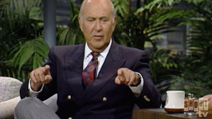 The Johnny Carson Show: Comic Legends Of The '60s - Carl Reiner (10/5/89)