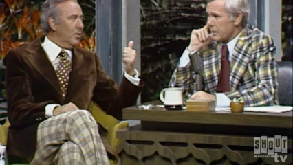 The Johnny Carson Show: Comic Legends Of The '60s - Carl Reiner (10/18/74)