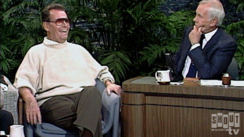 The Johnny Carson Show: Hollywood Icons Of The '60s - James Garner (11/4/88)