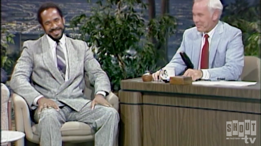 The Johnny Carson Show: Hollywood Icons Of The '80s - Tim Reid (6/19/85)