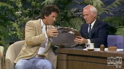 The Johnny Carson Show: Hollywood Icons Of The '80s - Patrick Duffy (7/22/87)