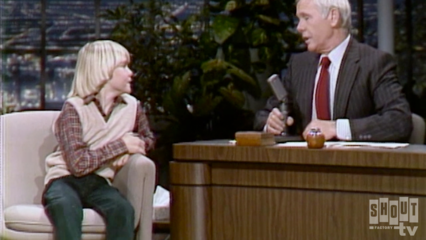 The Johnny Carson Show: Hollywood Icons Of The '80s - Ricky Schroder (11/19/80)