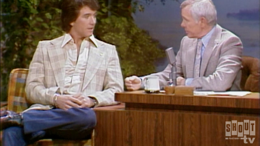 The Johnny Carson Show: Hollywood Icons Of The '80s - Patrick Duffy (2/12/80)