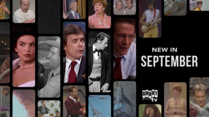 See what's new on Shout! Factory TV in September!