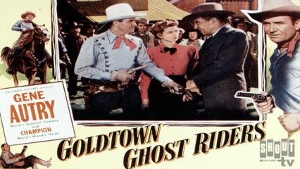 Goldtown Ghost Riders