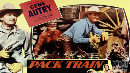 Pack Train