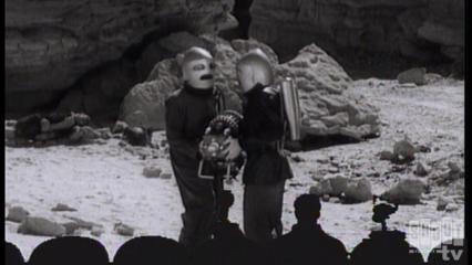 MST3K Shorts: Radar Men From The Moon - Chapter 2: Molten Terror