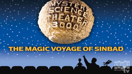 MST3K: The Magic Voyage Of Sinbad (Sadko)