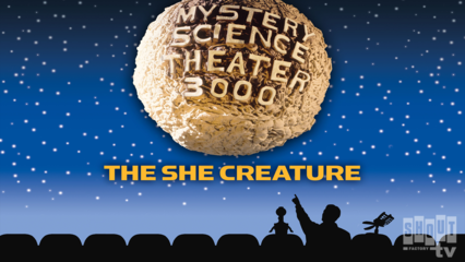 MST3K: The She-Creature