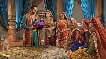Jodha Akbar: romance real T3 Ep 36 photo