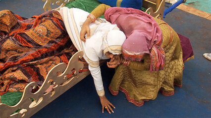 Jodha Akbar: romance real T3 Ep 39 photo