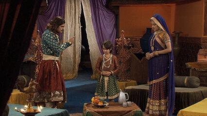 Jodha Akbar: romance real T3 Ep 53 photo