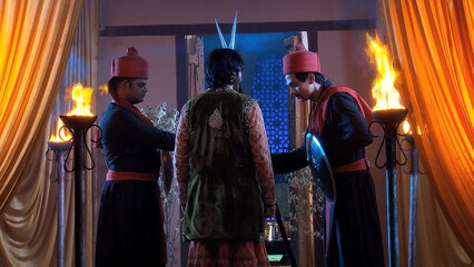 Jodha Akbar: romance real T3 Ep 74 photo