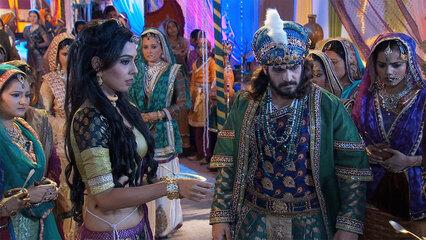 Jodha Akbar: romance real T3 Ep 81 photo